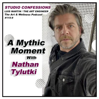 Cover art for Nathan Tylutki: A Mythic Moment