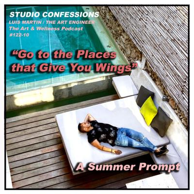 Cover art for Go to the Places that GIve You Wings