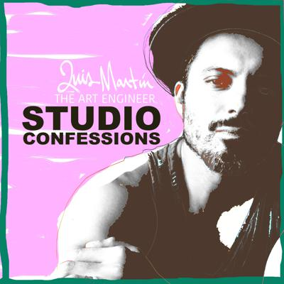 Studio Confessions is the brainchild of Luis Martin / The Art Engineer. The artist uses the podcast to share his firsthand experiences of being an emerging artist and sharing a POC's POV. With over twenty years experience as an artist, curator and museum educator, Martín leverages his curiosity, ambition and pop psych wit to deliver biweekly conversations and monologues you'll want to listen in on.
