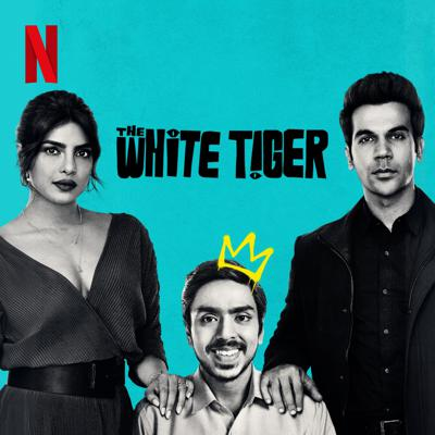 The Official Podcast of The White Tiger