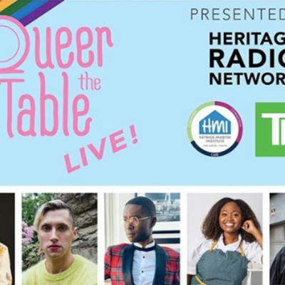 Cover art for Queer the Table Live