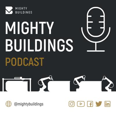 Cover art for Mighty Buildings Podcast featuring Dave Cooper
