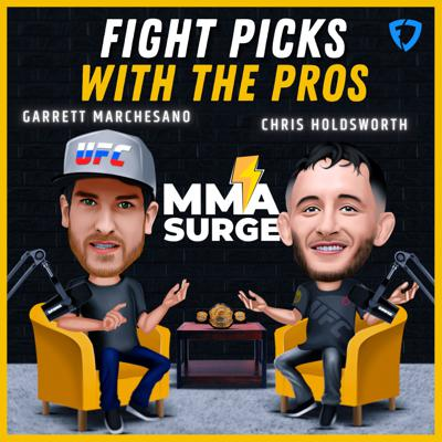 Fight Picks with the PROS