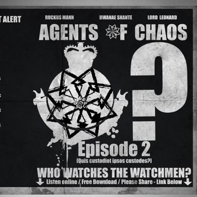 Code Name: Agents Of Chaos