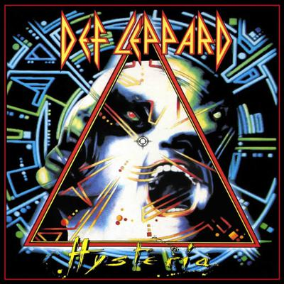 Cover art for Pour Some Sugar On Me- Def Leppard Decomposition