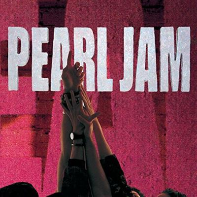 Cover art for Yellow Ledbetter- Pearl Jam Decomposition