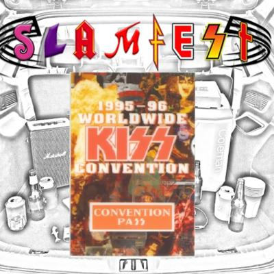 Cover art for Official Kiss Convention 7/22/95