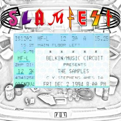 Cover art for The Samples Concert 12/2/94