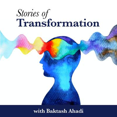 Stories of Transformation is a collection of intimate conversations with some of the most inspiring and courageous minds in art, entertainment, service, business, spirituality, and wellness. Every Tuesday, creator and host Baktash Ahadi, speaks with individuals from around the world who share their unique stories about how they overcame hardships, learned their craft, and found their purpose. These conversations are meant to inform, entertain, and inspire. Learn more by visiting www.baktashahadi.com.