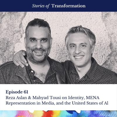 Cover art for Reza Aslan & Mahyad Tousi on Identity, MENA Representation in Media, and the United States of Al