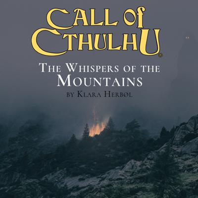 Cover art for Call of Cthulhu: The Whispers of the Mountains 04