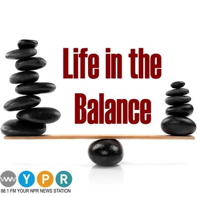 Life In The Balance on WYPR