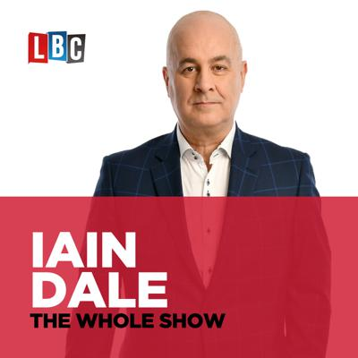 Iain Dale in the Evening is broadcast on LBC Monday-Thursday 7-10pm. It includes each day the LBC Newshour in the first hour and a phone-in on one of the big stories of the day in the last hour. In the middle hour on Mondays it's the Monday night panel, on Wednesdays it's 'Cross Question', LBCs weekly political panel debate show. And on Tuesdays and Thursdays an hour long interview with a big personality from the world of politics, current affairs, business or the arts. Hear all of Iain's show with the news, travel and breaks taken out.