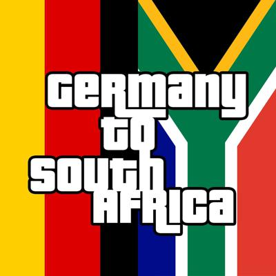 Germany to South Africa