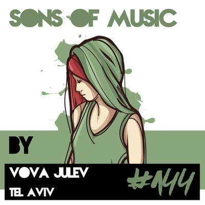Cover art for SONS OF MUSIC #144 by VOVA JULEV