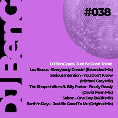 Cover art for 038 - DJ BenG pres. Just Be Good To Me (08.12.2020)