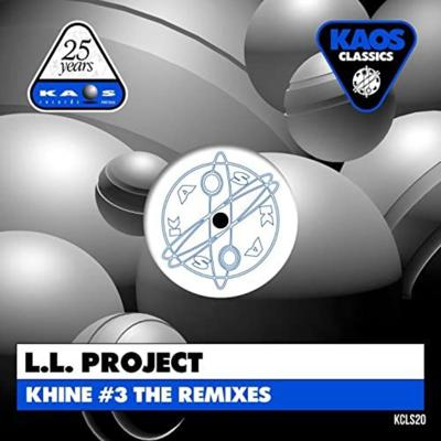 Cover art for L.L. Project - Khine #3 (Notorious B Deep Remix)