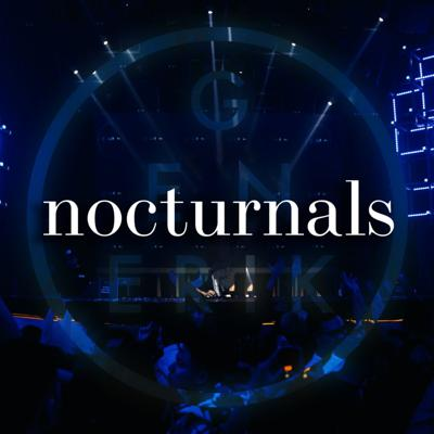 Cover art for Nocturnals