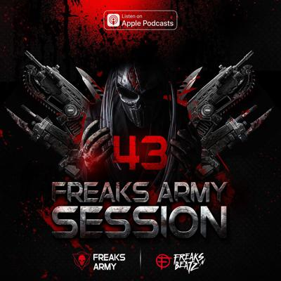 Cover art for Freaks Army Session #43