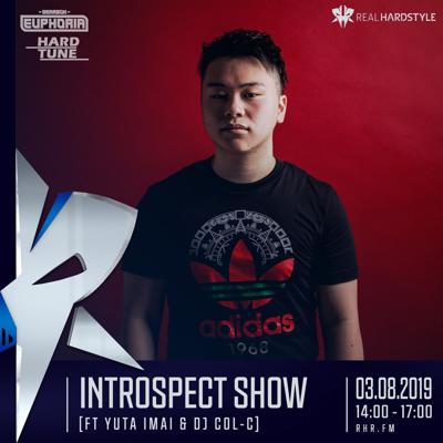 Cover art for Introdspect Show Ft Yuta Imai & Dj Col-C (Listeners Choice Special)