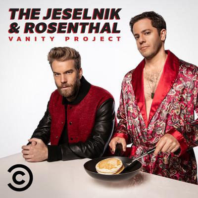 Anthony Jeselnik is a famous comedian and TV star. Gregg Rosenthal works as an analyst for the NFL Network. They have been bestfriends for 20 years and now they have a podcast where the only goal seems to be getting fired each and every week.