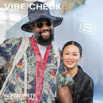 Cover art for Vibe Check #16: Team Epiphany's Creative Duo, Coltrane Curtis and Lisa Chu, Reflect on Community in Their Work