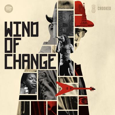 Cover art for Wind of Change, coming May 11