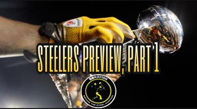 Cover art for The Steelers Preview,Part 1: Diontae Johnson could be the next Antonio Brown, but hopefully not another AB