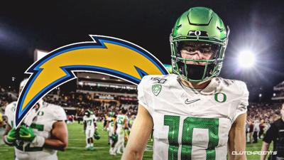 Cover art for Locked On NFL Draft - 5/27/2020 - Los Angeles Chargers 2020 NFL Draft Recap (With Michael Peterson)