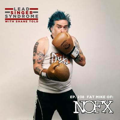 Cover art for Fat Mike (NOFX) returns!
