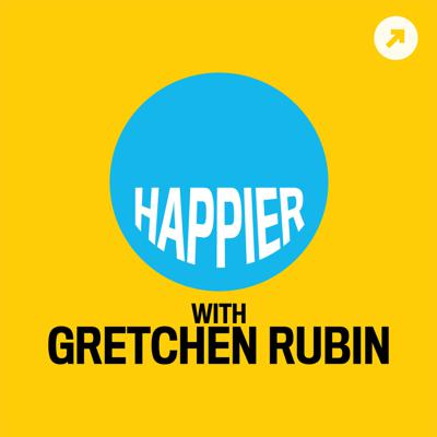 Gretchen Rubin is HAPPIER, and she wants you to be happier too. The #1 bestselling author of The Happiness Project and Better Than Before gets more personal than ever as she brings her practical, manageable advice about happiness and good habits to this lively, thought-provoking podcast. Gretchen's cohost and guinea pig is her younger sister, Elizabeth Craft, a TV writer and producer living in Los Angeles, who (lovingly) refers to Gretchen as her happiness bully. Part of the Cadence13 Network.