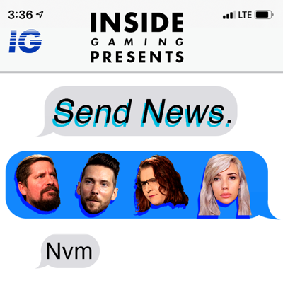 Cover art for TLOU2 Chat With Troy Baker! (SPOILER-FREE) - Inside Gaming Presents: Send News #17