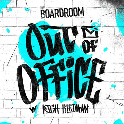 """""""The Boardroom: Out of Office"""" brings fans inside the candid conversations entrepreneurs, athletes, entertainers, and executives have with each other once they've left the confines of work itself. From career trajectories to the ins-and-outs of entrepreneurship to the """"aha!"""" moments along the way, host Rich Kleiman gives fans a look at culture in a brand-new way by examining life at the intersection of business and entertainment."""