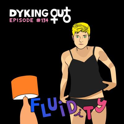 Cover art for Fluidity w/ Mae Martin - Ep. 134
