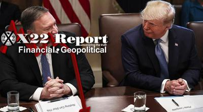Cover art for Ep. 2325 - Trump & Pompeo Confirm Our Way Forward, Propaganda Begins To Dull, Panic Sets In