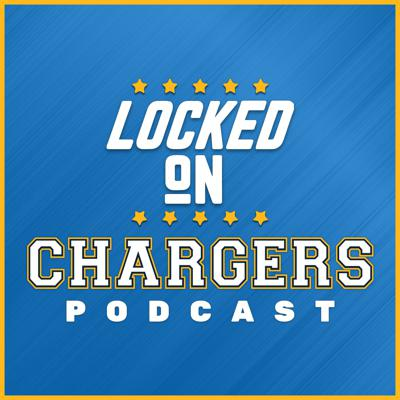 David Droegemeier, Daniel Wade and John Kegley take you inside the Chargers and the NFL with the daily podcast Locked on Chargers part of the Locked on Podcast Network  #nfl  #chargers