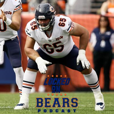 Cover art for Avoiding changes should help Bears improve offensive line