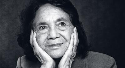 Cover art for Ep. 159: Dolores Huerta On Activism, Feminism, And Resilience
