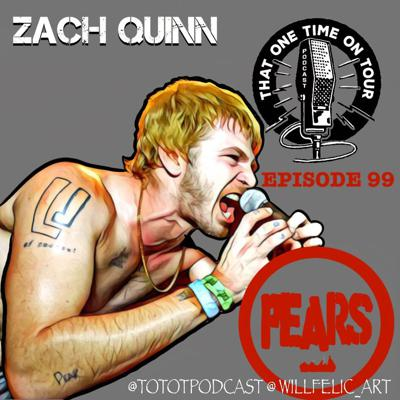 Cover art for Zach Quinn (Pears)