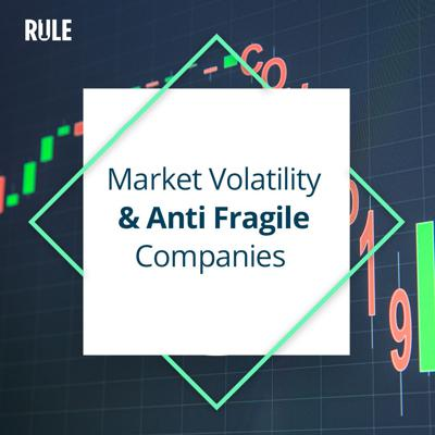 Cover art for 262- Market Volatility and Anti Fragile Companies