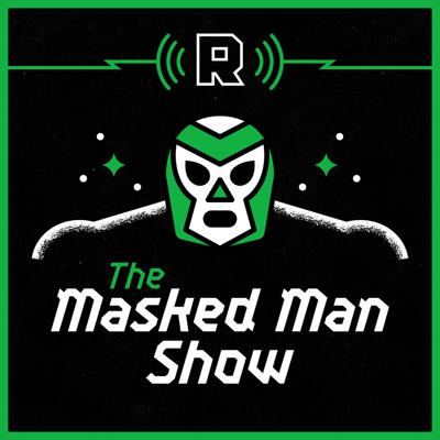 Cover art for Wrestling Pods, AEW Issues, and 'NXT TakeOver: Portland' Preview With Andrew Goldstein | The Masked Man Show