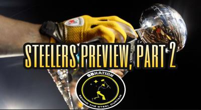 Cover art for The Steelers Preview, Part 2: Diontae Johnson could be the next Antonio Brown, but hopefully not another AB
