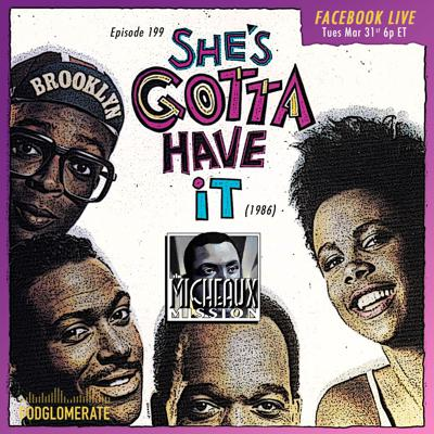 Cover art for She's Gotta Have It (1986)