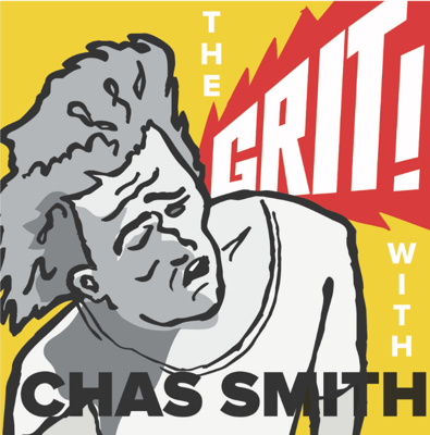The Grit! is a weekly show co-hosted by David Lee Scales and Chas Smith discussing the most scintillating headlines from the surf world and BeachGrit.com. Part of the Surf Splendor Network.