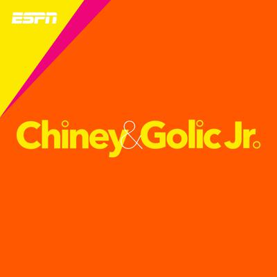 "With a finger on the pulse of sports and culture, your afternoon drive will never be the same. ""Chiney & Golic Jr."" are a youthful and energetic pair, committed to delivering the most entertaining, intelligent and nuanced content on radio. One thing they both know is providing relevant and impactful content, which in the process will lessen divide between athletes and the media. This is the home for hourly podcasts of the show."