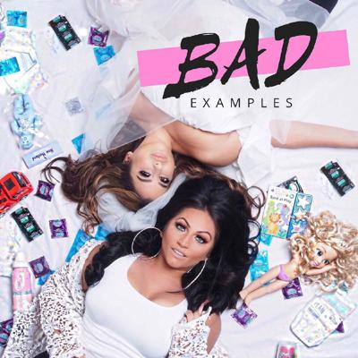 Ex Reality TV Stars Tracy DiMarco and Jessica Romano have f*cked it all up, so you don't have to, on this award nominated podcast. Sex. Dating. Love. Marriage. Friendship. Babies. A modern day advice podcast from two pretty, and pretty much unqualified people. We're not here to judge you, though we probably will.  Follow us on Instagram and ask us your toughest questions. @tracydimarcoeps, @jesshottie, @dimlywitproductions.   Theme - Golden by Vibe Tracks.  Bad Examples airs every Tuesday, on DimlyWit.com.  #CUNextTuesday #BadExamples #Baddies #DimlyWit