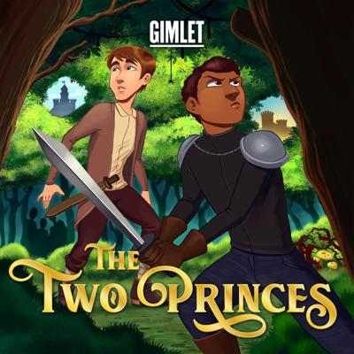 Cover art for Introducing: The Two Princes