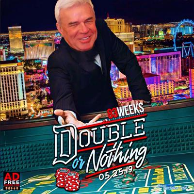 Cover art for AEW Double Or Nothing 2019