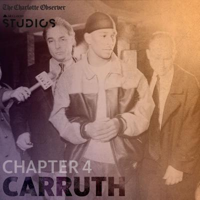 Cover art for Chapter 4: The Manhunt