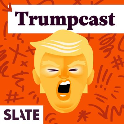 A quasi-daily podcast from Slate chronicling Donald Trump's rise to the presidency and his current administration. Journalists Virginia Heffernan and León Krauze talk to reporters, historians, psychiatrists, and other experts to help explain who this man is and why this is happening, right now, in the United States of America.